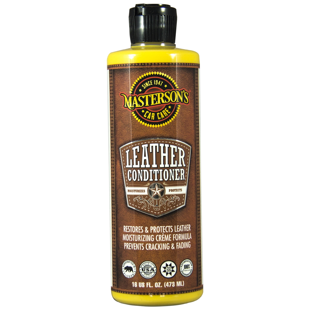 Masterson's Leather Conditioner 473 ml