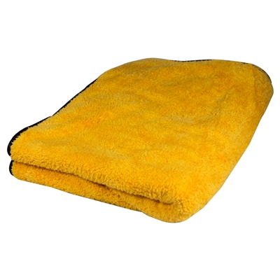 Masterson's Big Orange Silk Lined Microfiber Drying Towel (95 x 65 cm)